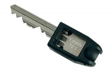 Safe-O-Mat 800, standaard sleutel