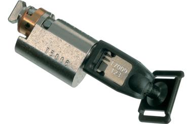 Safe-O-Mat 800, cylinder met sleutel met kogelhouder, excl. schroef T10