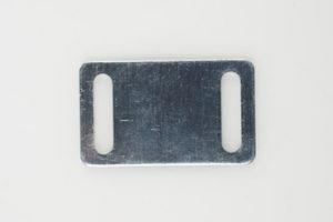 Aluminium nummerplaatje