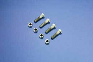 Aluminium Hex Head Bolt with Nut (SF 106)