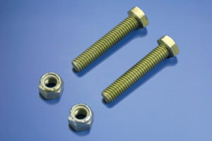 Anti-Rattle bolt with lock nut (528+ SF 111)