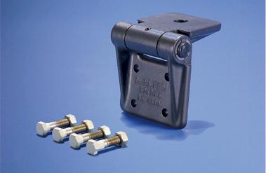 Hinge Assembly with 4 aluminium bolts (C202)