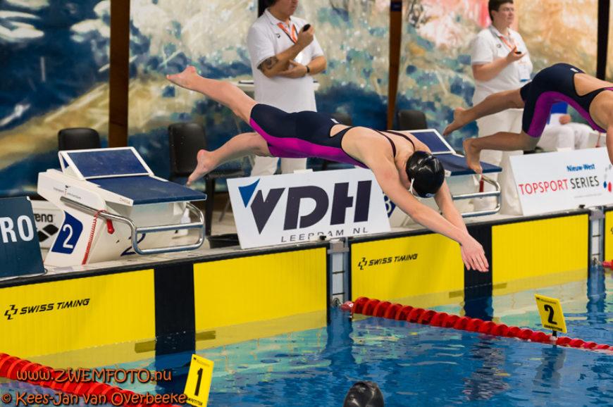 VDH Leerdam op eerste Amsterdam Swim Meet