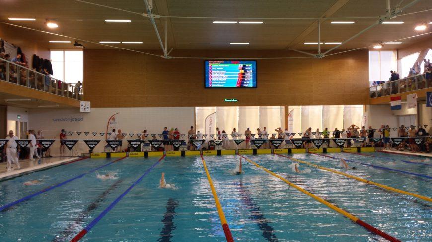 VDH Leerdam op open Nederlandse Masters Kampioenschappen in Maastricht