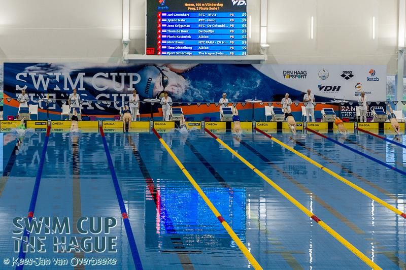 VDH op Swimcup Den Haag